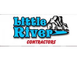Little River Contractors logo