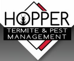 Hopper Termite & Pest Management logo