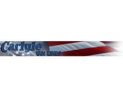 Carlyle Van Lines logo