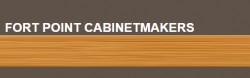 Fort Point Cabinetmakers logo