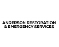 Anderson Restoration and Emergency Services logo