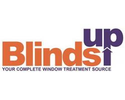Blinds Up logo