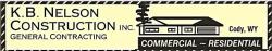 KB Nelson Construction logo