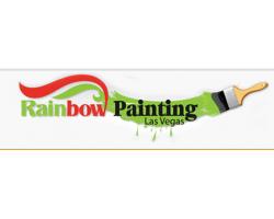 Rainbow Painting Inc. logo
