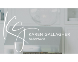 Karen Gallagher interiors logo
