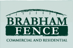 Brabham Fence Company logo
