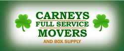 Carneys Full Service Movers logo