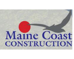 Maine Coast Construction logo
