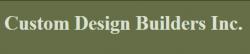 Custom Design Builders, Inc. logo