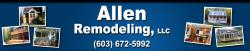 Allen Remodeling, LLC logo