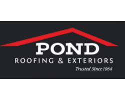 Pond Roofing logo