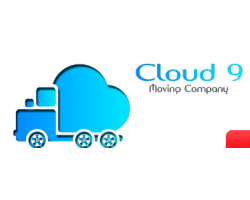 Cloud9 Moving Company logo