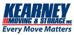 Kearney Moving and Storage logo