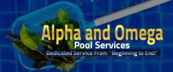 Alpha and Omega Pool Services, LLC logo