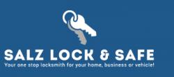Salz Lock & Safe Co. logo
