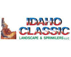 Idaho Classic Landscaping & Sprinklers logo