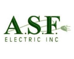 ASF Electric logo