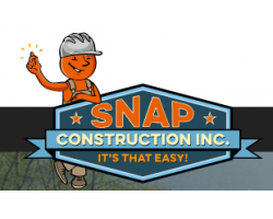 Snap Construction logo