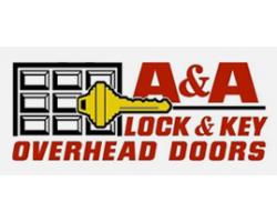 A & A Lock and Key LLC logo