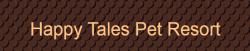 Happy Tales Pet Resort logo