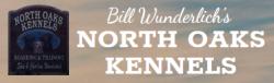 Bill Wunderlichs North Oaks Kennels logo