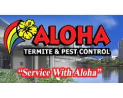 Aloha Termite & Pest Control logo