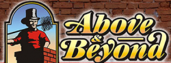 Above and Beyond Chimney logo