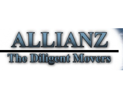 Allianz the Diligent Movers logo