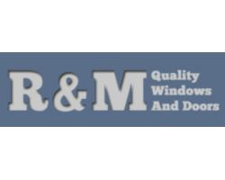R&M Quality Windows and Doors logo