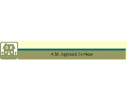 A. M. Appraisal Services logo