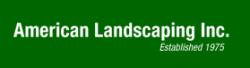American Landscaping Inc. logo