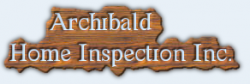 Archibald Home Inspections logo