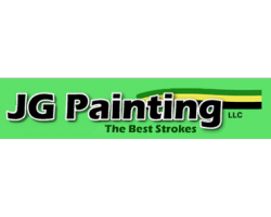 JG Painting logo