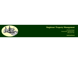 Singletons' Property Management logo