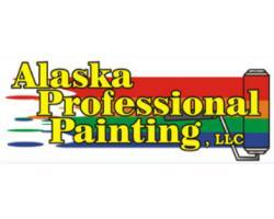 Alaska Professional Painting logo
