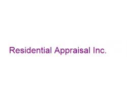 Residential Appraisal Inc logo