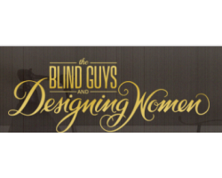 The Blind Guys & Designing Women logo