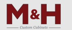 M & H Custom Cabinets Inc logo