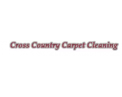 Cross Country Carpet Cleaning logo