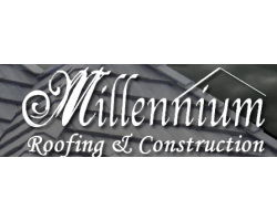 Millennium Roofing and Construction logo