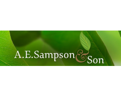A.E. Sampson and Son logo