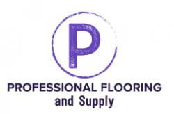 Professional Flooring & Supply logo
