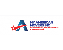 My American Movers Inc logo