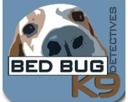 Bedbug k9 Detectives logo