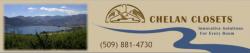 Chelan Closets logo