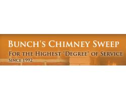 Bunch's Chimney Sweep logo