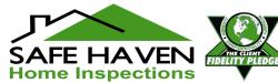 Safe Haven Home Inspections logo