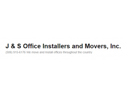 J & S Office Installers & Movers Inc logo