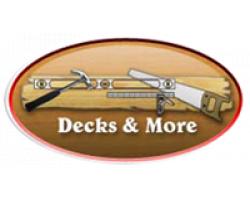 Decks & More logo