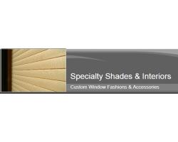 Specialty Shades & Interiors logo